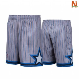Vendite Pantalonii NBA Orlando Magic Grigio Hardwood Classics