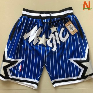 Vendite Pantalonii NBA Orlando Magic Blu