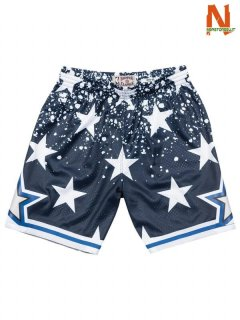 Vendite Pantalonii NBA Orlando Magic The 4th Marino Throwback