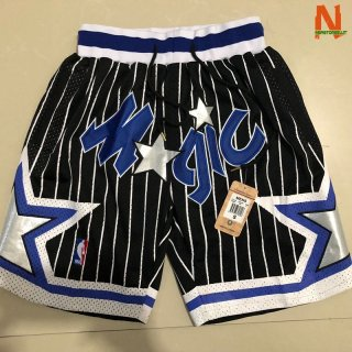 Vendite Pantalonii NBA Orlando Magic Nero