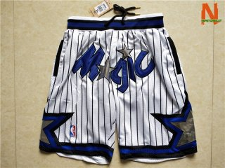 Vendite Pantalonii NBA Orlando Magic Bianco