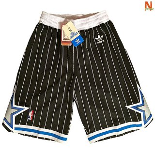 Vendite Pantalonii NBA Orlando Magic Nike Nero