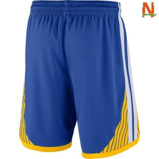 Vendite Pantalonii NBA Golden State Warriors Nike Blu
