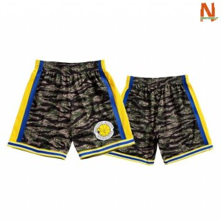 Vendite Pantalonii NBA Golden State Warriors Verde Hardwood Classics 2020