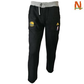 Vendite Giacca Pantalonii NBA Golden State Warriors Nero