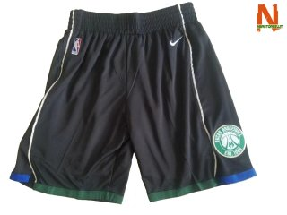 Vendite Pantalonii NBA Brooklyn Nets Nike Nero